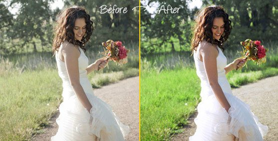 Photo Color Correction